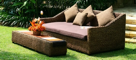 Rattan & Waterhyacinth